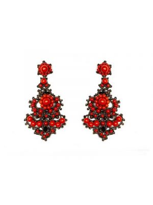 Coral Beach Earrings