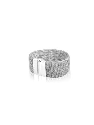 Essence bracelet silver