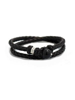 Scoubidou Bracelets Black