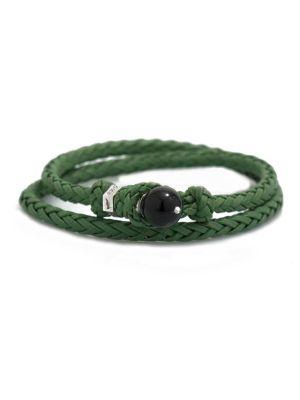 Scoubidou Bracelets Green
