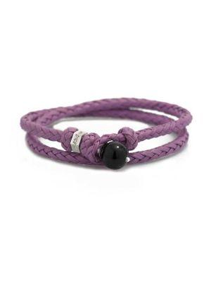 Scoubidou Bracelets Violet