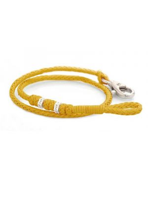 Scoubidou Long 4keys Yellow