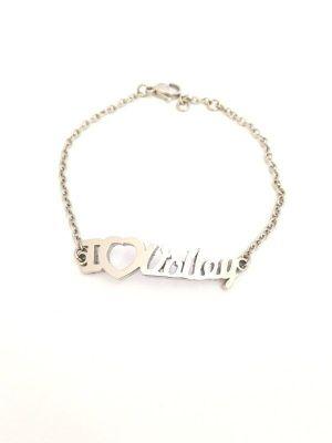 Bracelet i love volleyball