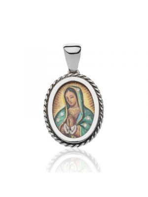 Miniature Virgin Mary de Guadalupe