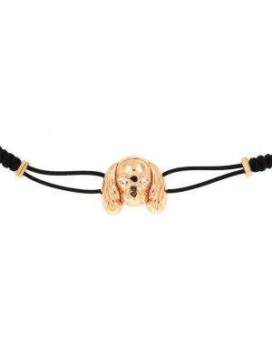 Bracciale Cavalier oro rosa 18kt